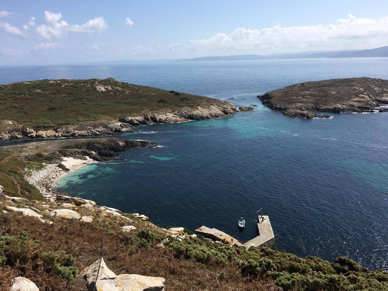 Islas Sisargas en la WAOH ROUTE