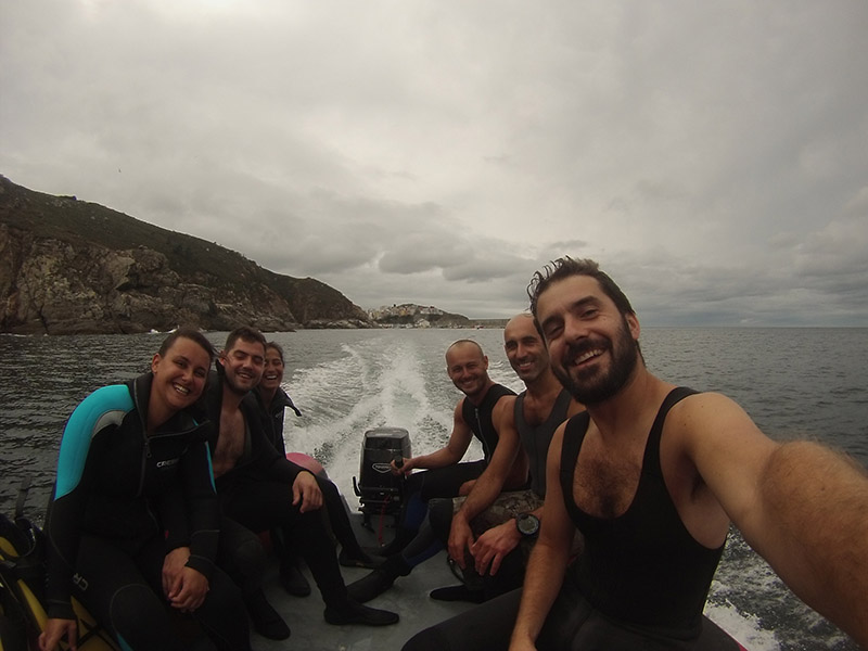 Expedición a las Islas Sisargas